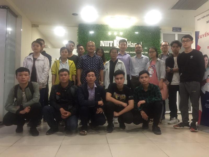 Học Python tại NIIT ICT Hà Nội