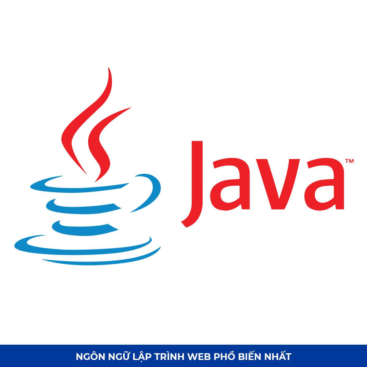 Top Ngôn ngữ lập trình web #2: Java