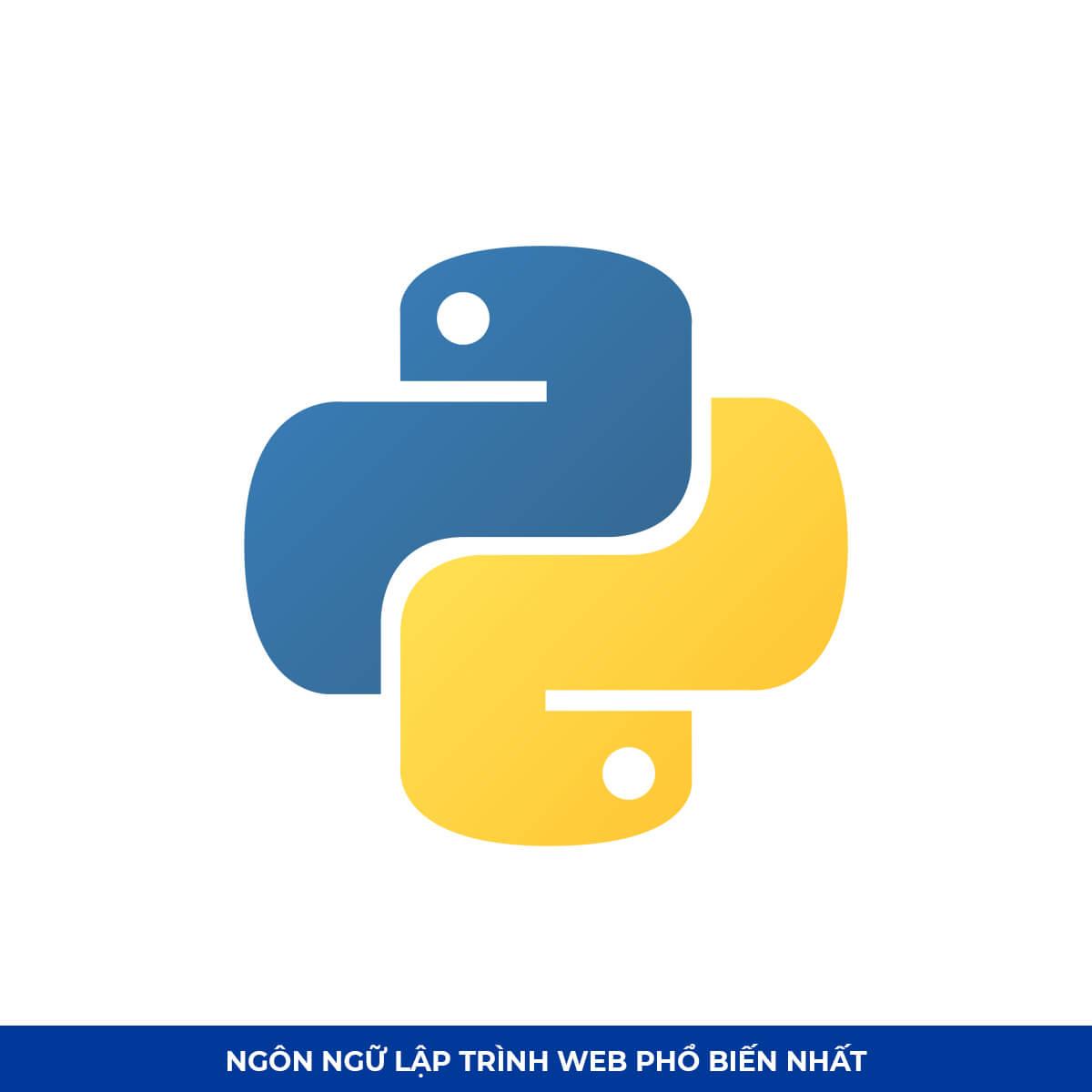 Top Ngôn ngữ lập trình web #3: Python