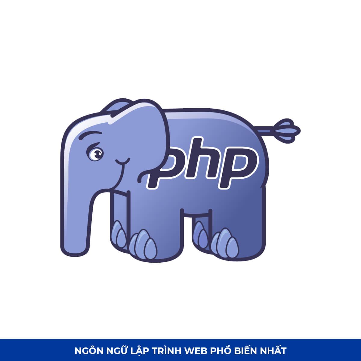 Top Ngôn ngữ lập trình web #4: PHP