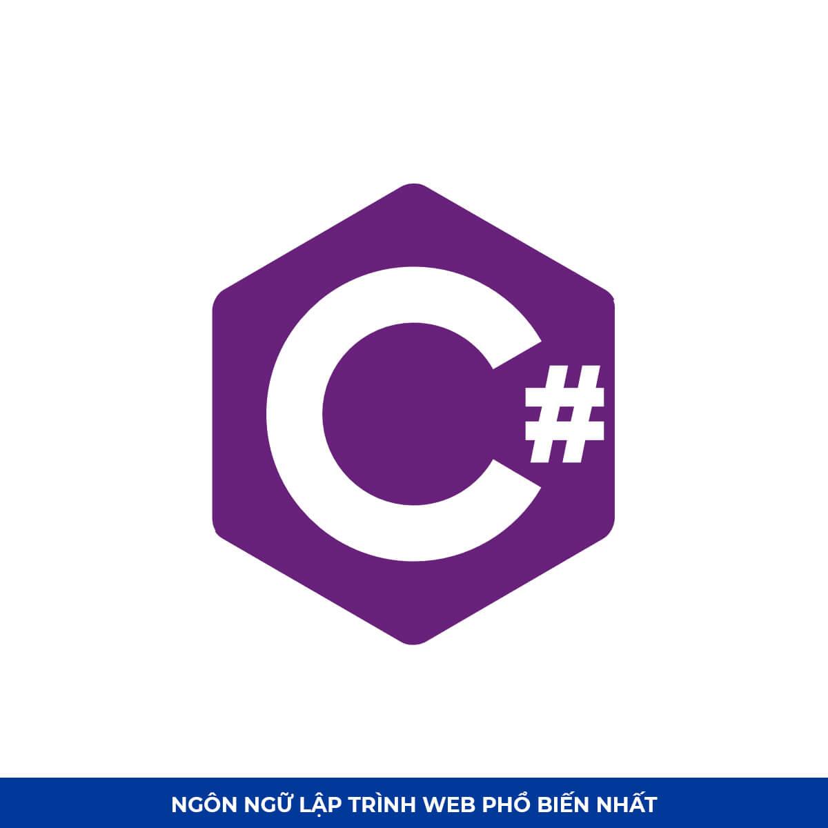 Top Ngôn ngữ lập trình web #5: C#