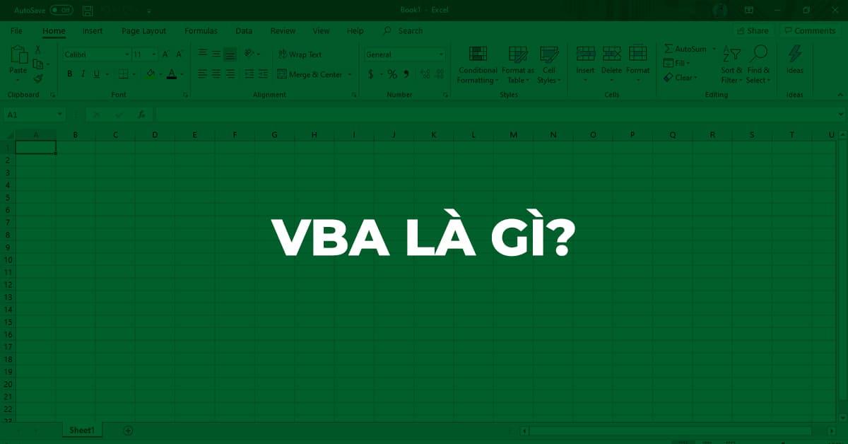 VBA là gì?